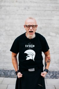 TROJA - Vertriebsaktivist; Foto: Nadja Jacke